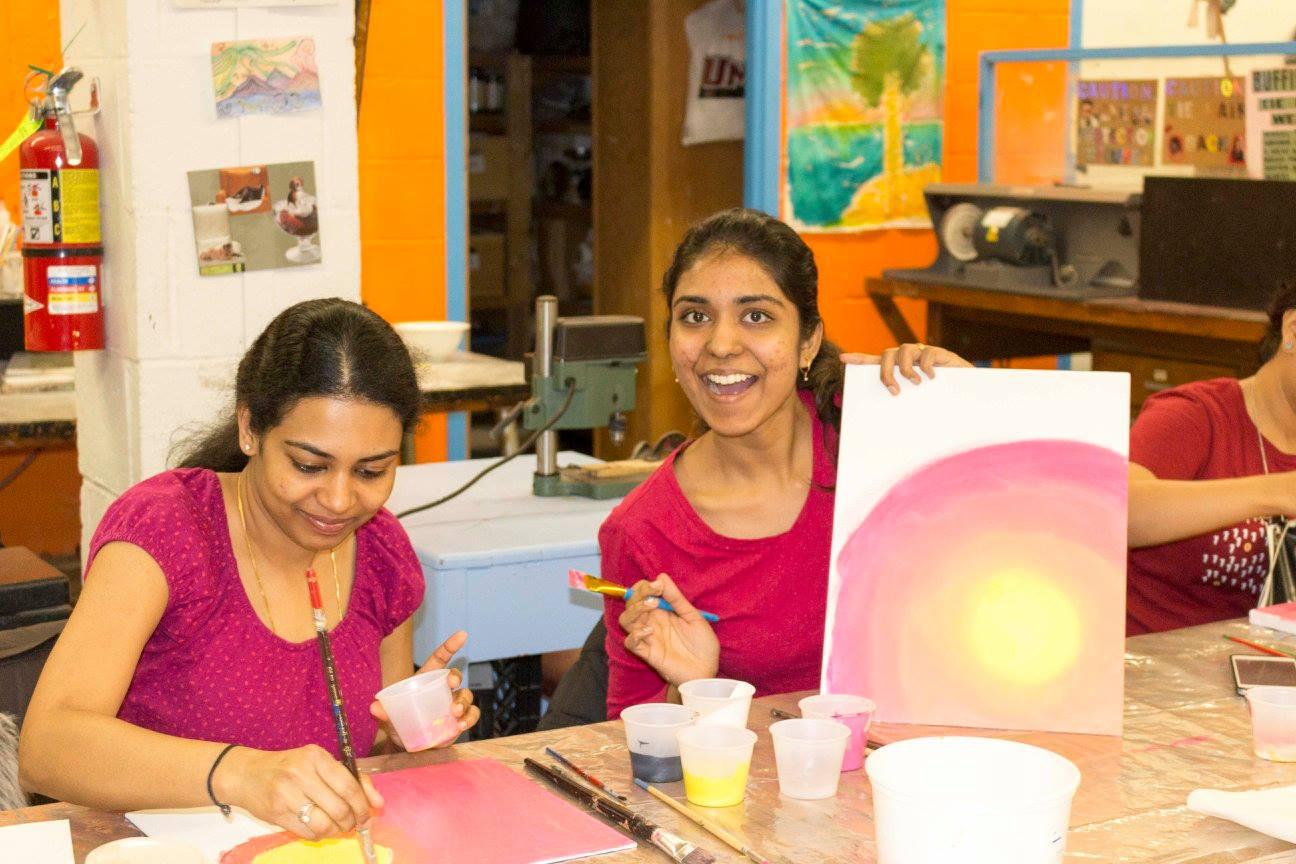 CSWomen Social: Paint Night